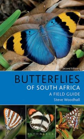 Field Guide To Butterflies Of South Africa