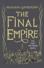 The Final Empire 10th Anniversary Edition