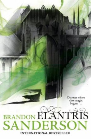 Elantris (10th Anniversary Edition)