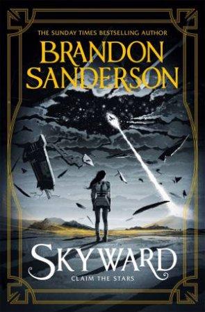 Skyward by Brandon Sanderson