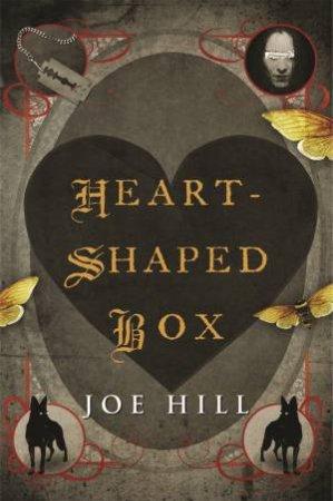 Heart-Shaped Box (10th Anniversary Ed) by Joe Hill