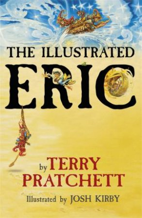 The Illustrated Eric by Terry Pratchett & Josh Kirby
