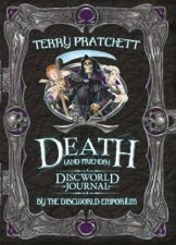Death and Friends A Discworld Journal