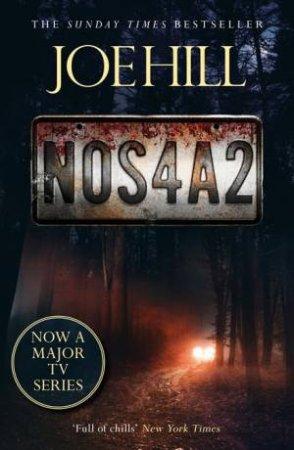 NOS4A2 (Film Tie In) by Joe Hill
