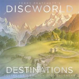 Terry Pratchett's Discworld Calendar 2020