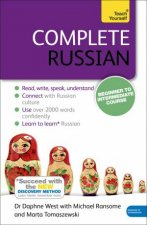 Teach Yourself: Learn Russian: Complete Russian by Dr Daphne West