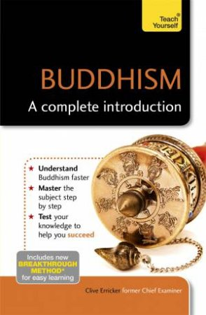 Teach Yourself: Buddhism - A Complete Introduction by Clive Erricker