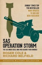 SAS Operation Storm by Roger Cole & Richard Belfield