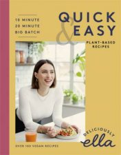 Deliciously Ella Making PlantBased Quick And Easy