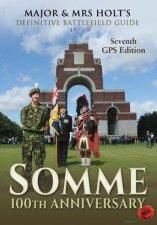 Major  Mrs Holts Definitive Battlefield Guide Somme