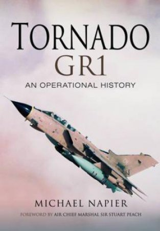 Tornado GR1 by Michael Napier