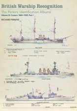 British Warship Recognition The Perkins Identification Albums