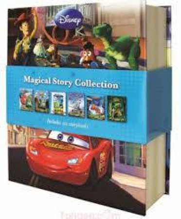 Disney Magical Story Collection Blue