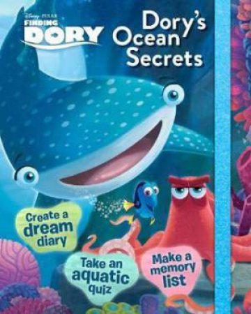 Disney Pixar Finding Dory Dory's Ocean Secrets by Various