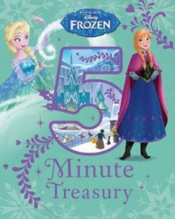 Disney Frozen 5-Minute Treasury by Various