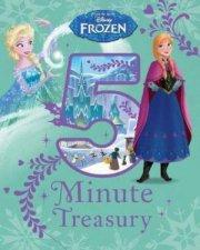 Disney Frozen 5-Minute Treasury by Various