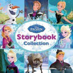 Disney Frozen Storybook Collection by Various