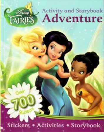 Activity And Storybook Adventure: Disney Fairies