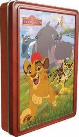 Disney Junior The Lion Guard Happy Tin by Various