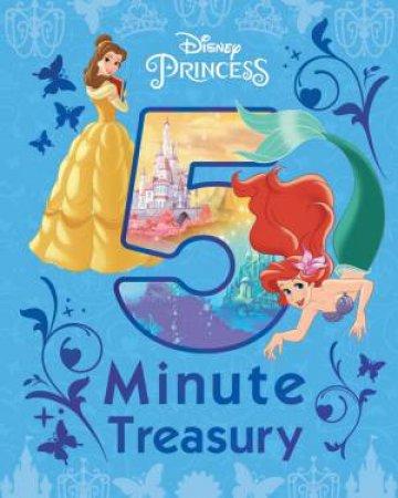 Disney Princess 5 Minute Treasury by Various
