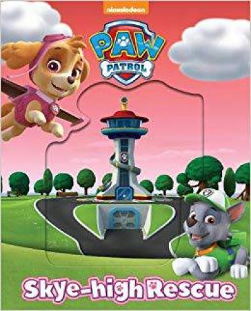 PAW Patrol: Skye-High Rescue