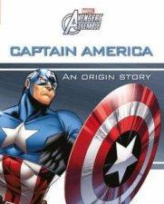 Marvel Avengers Assemble Captain America An Origin Story