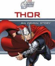 Marvel Avengers Assemble Thor An Origin Story