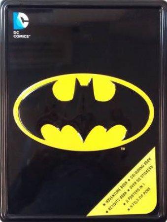 Batman Happy Tin by Various