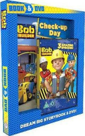 Bob The Builder Book & DVD