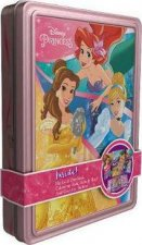 Disney Princess Happy Tin by Various