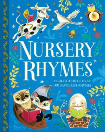 Nursery Rhymes Treasury