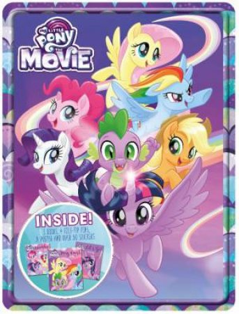 My Little Pony Movie Happy Tin by Various