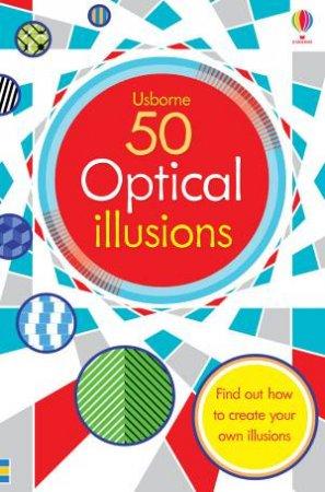 50 Optical Illusions