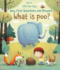 LiftTheFlap Very First Questions And Answers What Is Poo