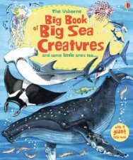 Big Book of Big Sea Creatures And Some Little Ones Too