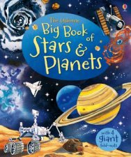 Big Book of Stars and Planets by Emily Bone & Fabiano Fiorin