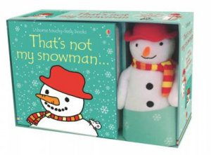 That's Not My Snowman: Book And Toy by Fiona Watt & Rachel Wells