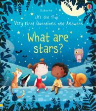LiftTheFlap Very First Questions And Answers What Are Stars