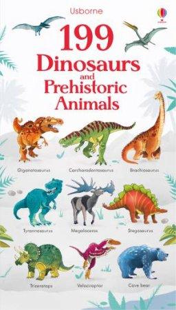 199 Dinosaurs And Prehistoric Animals