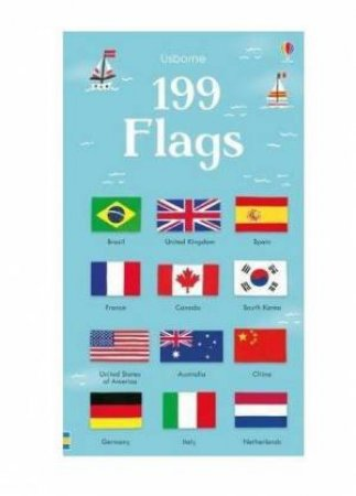 199 Flags by Holly Bathie