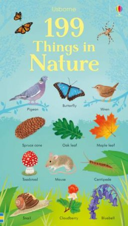 199 Things In Nature by Hannah Watson & Mar Ferrero