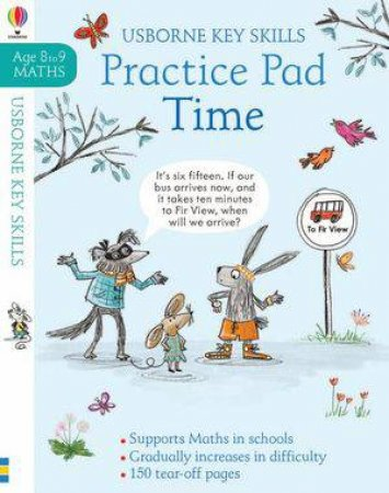 Practice Book Time 8-9 by Holly Bathie & Magda Brol