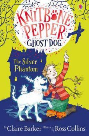 Knitbone Pepper And The Silver Phantom by Claire Barker & Ross Collins