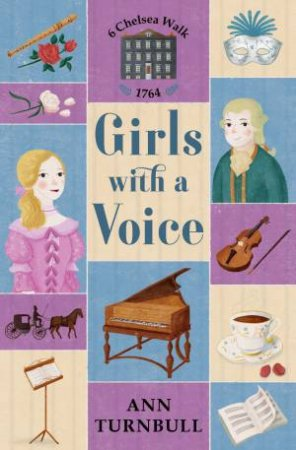 6 Chelsea Walk: Girls With A Voice