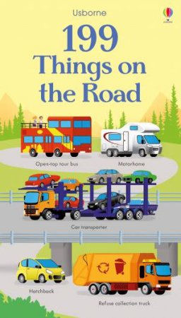 199 Things on the Road by Jessica Greenwell & Gabriele Antonini