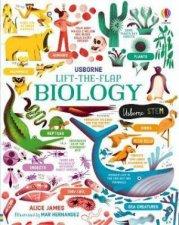 LiftTheFlap Biology