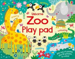 Zoo Play Pad by Kirsteen Robson & Christine Sheldon