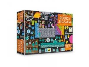 Usborne Book And Jigsaw: Periodic Table Jigsaw