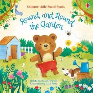 Round And Round The Garden by Russell Punter & Elisa Ferro