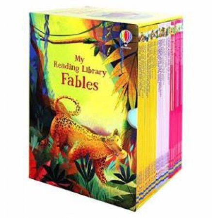 My Reading Library Fables